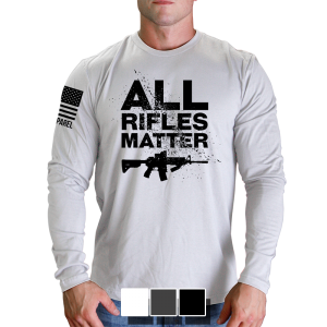 Nine Line - All Rifles Matter L/S T-Shirt