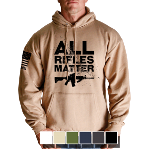 Nine Line - All Rifles Matter Hoodie